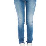 Spodnie ciążowe Demi niebieskie